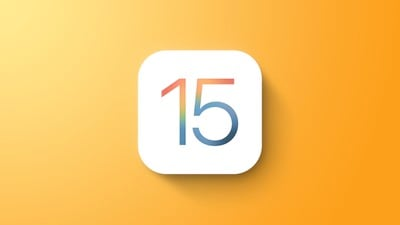 iOS 15 General Feature Yellow